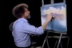 Bob Ross Drinking Game. Just have fun and see who lives where....! Press play to see the rules and a full episode.