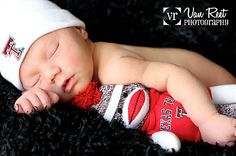 Texas Tech Newborn!