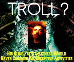 Blind Faith, Cyber Attack, Internet Radio, Troll, Campaign, Target, Profile, Social Media, Movie Posters