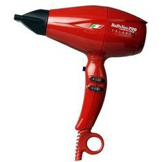 BABYLISS PRO Secador De Mano Ionico 2200 W Mod. Ferrari Rojo REF. BABv2re  velocidad 795c914c2d78