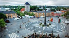 Trondheim Town Square. For information on what to do in Trondheim, visit www.visittrondheim.no/tourist/