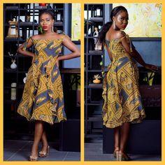 .  .  .  .  .  .   #owambe #owambeuk #owambenaija #ankarafashion #ankara #asoebi #asoebibella #madeinnigeria #naija #naijabrandchick #naijafashion #naijawedding #afrobeats #ghana #africanfashion #africanprint #ootdmagazine #ootd#fashion #africa #thinkaboutit Ankara Short Gown, Short Gowns, Kente Styles, Bridal Looks, Ootd Fashion, Ghana, African Fashion, Dressing, Bridesmaid