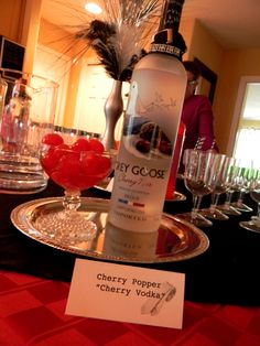 Fifty Shades of Grey party drink#50shadesofgrey #FiftyShades #50Shades