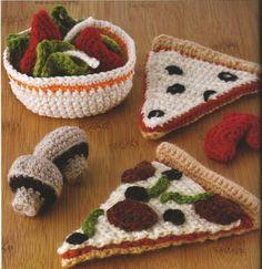 Tasty Crochet (Rose Langlitz)