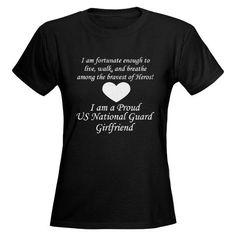 Proud Army GIrlfriend #cafepress #armygirlfriend