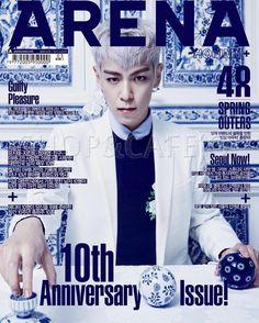 """! ■■■■□□ 871104% 최승현 ! on Instagram: """"[160217] Tabi to be featured in ARENA HOMME - March 10th anniversary issue ©magazine_O SOS I'm having a heart attack. That headline tho... """"Guilty pleasure"""" are you serious ARENA?  #TOP #choiseunghyun #최승현 #탑"""""""