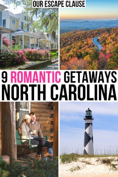 Mountains, cities, and beaches: NC has it all! most romantic trips in north carolina for couples | weekend getaways in nc for couples | best weekend getaways in north carolina | romantic places to visit in nc | romantic things to do in north carolina | most romantic north carolina beaches | cutest mountain towns in north carolina | romantic trips in nc | honeymoon destinations in north carolina | nc honeymoon ideas | romantic north carolina getaways | couples trips in nc | cabin getaways nc