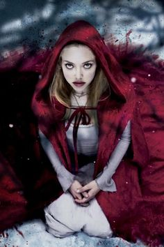 #1 favorite movie right now! I loved this movie. Red Riding Hood 2011.