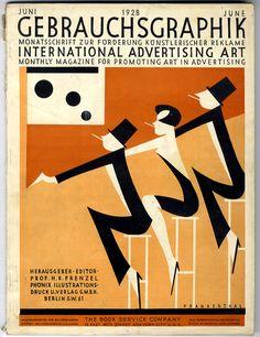 GEBRAUCHSGRAPHIK 1928-06