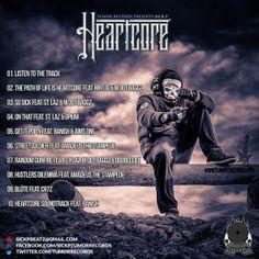 Heartccore das Album by Sick P