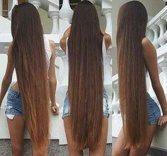Truque caseiro que faz o cabelo crescer exageradamente
