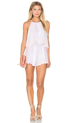 Shop for tiger Mist Sweet Heart Romper in Pastel Paint Print at REVOLVE. Free 2-3 day shipping and returns, 30 day price match guarantee.