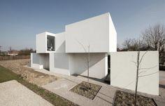 House D-Z /: Architects: GRAUX & BAEYENS Architecten  Location: Mullem, Belgium