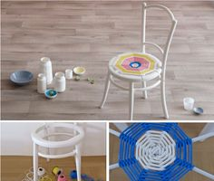 DIY: Weave a Seat for a Chair