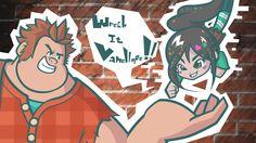 WRECK IT VANELLOPE !! by usashi-dA.deviantart.com on @deviantART