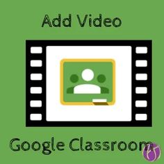 Adding videos of myself or other students demonstrating a concept could benefit our visual learners. Classroom Tools, Online Classroom, Flipped Classroom, Classroom Decor, Google Classroom For Students, People Reading, Teaching Technology, Technology Tools, Technology Integration