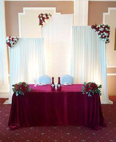 Всё готово, ждём гостей 😎 #РубиновыйСентябрь #свадьбаростов #свадьбавростове…