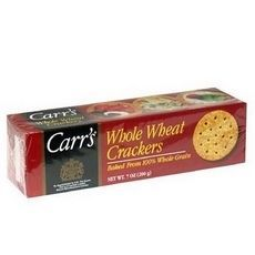 Carr's Whole Wheat Crackers (12x7Oz)