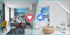 Energetic Cape Town Living or breezy Aegean Mood?  New locations in Frankfurt, Lausanne St. Sulpice, Vevey and Zug will feature both interior design styles. Choose the one that fits your personal style. #visionapartments #apartments #design #designers #interiordesign