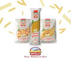 Il nostro catalogo si arricchisce con la Pasta Senza Glutine Divella.