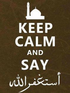 I love Islam:) Islamic Inspirational Quotes, Arabic Quotes, Islamic Quotes, Islamic Art, Allah Quotes, Inspiring Quotes, Keep Calm Posters, Keep Calm Quotes, Islam Religion