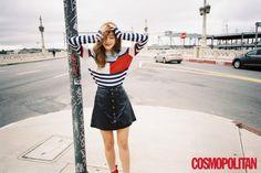 Jessica talks about her career as an actress with 'Cosmopolitan' | allkpop.com