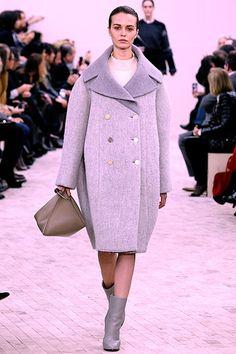 Céline- cocoon coat at its best