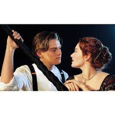 Ils ont chanté le Titanic (Partie 1) ❤ liked on Polyvore featuring movies, pictures and titanic