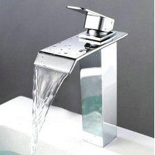 Modern Sink Faucets | AllModern - Bathroom Faucets, Sink Faucet
