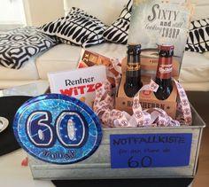 Geschenk zum 60. Geburtstag
