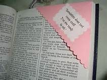 Easy Corner Bookmarks - Bing images