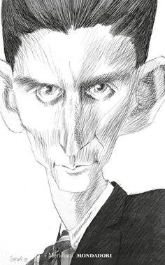 kafka caricatures - Google Search