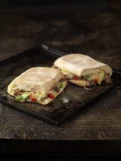 Steak & Cheese Panini (Starbucks UK)