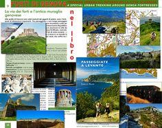 PASSEGGIATE a LEVANTE La Via dei Forti di Genova e l'antica Muraglia Genovese foto e testo di Enrico Pelos