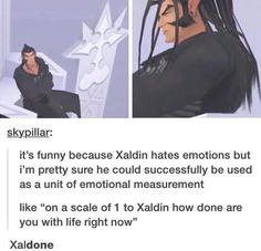 Xaldin is Xaldadon with this