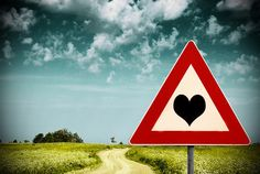 The road to love.....there needs to be a picture of YOURSELF at the end of this road!  That is the real love!