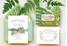 Diseños exclusivos de invitaciones de boda online y 100% personalizables! Marca tendencia y haz tu boda diferente y única! Save the Date y para boda civil.