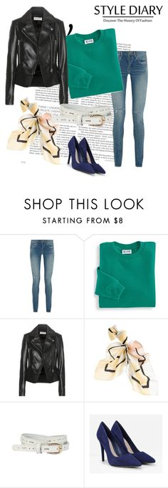 """""""Accessorized to make a difference!"""" by josehline on Polyvore featuring Yves Saint Laurent, Blair, Balenciaga, White House Black Market and CHARLES & KEITH"""