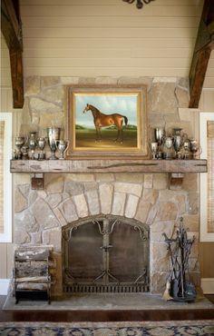 equestrian interior decorating - Google Search