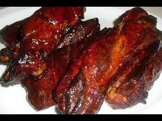 Baked Country Style Barbecue Ribs - I Heart Recipes