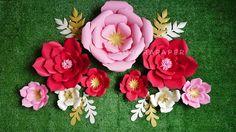Paper flowers Jakarta Instagram: @aurorapaper #paperflowers