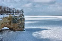 Frozen February: 2015 3rd coldest February for Michigan