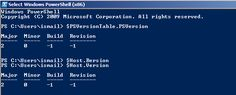 Powershell provides different features according to its version. Here knowing the version of the Powershell become a neccesity. There are different methods to get version of Powershell from easy to...