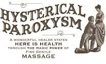 For centuries, doctors diagnosed women with a mental illness called female hysteria, of which the only cure was hysterical paroxysm – also known as an orgasm. Vintage Advertisements, Vintage Ads, Retro Ads, Vintage Photos, Vintage Oddities, Vintage Signs, Female Hysteria, Vintage Medical, Vintage Trends