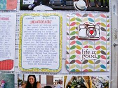 Tutorial | Printing Onto Project Life Journal Cards