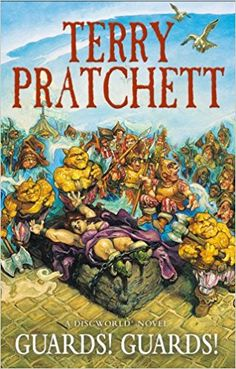 Guards! Guards!: (Discworld Novel 8) - Terry Pratchett, Ben Aaranovitch - Livres