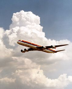 May 30, 1958: First flight of the Douglas DC-8
