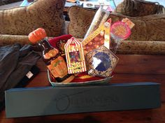Finite Incantatem! Harry Potter Gift Basket www.OrlandoGiftBaskets ...
