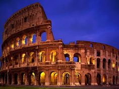 Colisium of Rome...I want to go back!