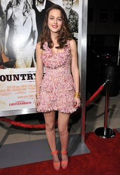Leighton Meester at event of Country Strong (2010)